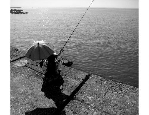#allombradellultimosole #pescatore #sun #salerno